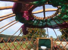 Repairing the Yurt