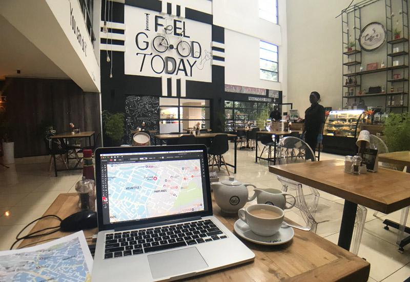 Map of Nairobi, Nairobi Map
