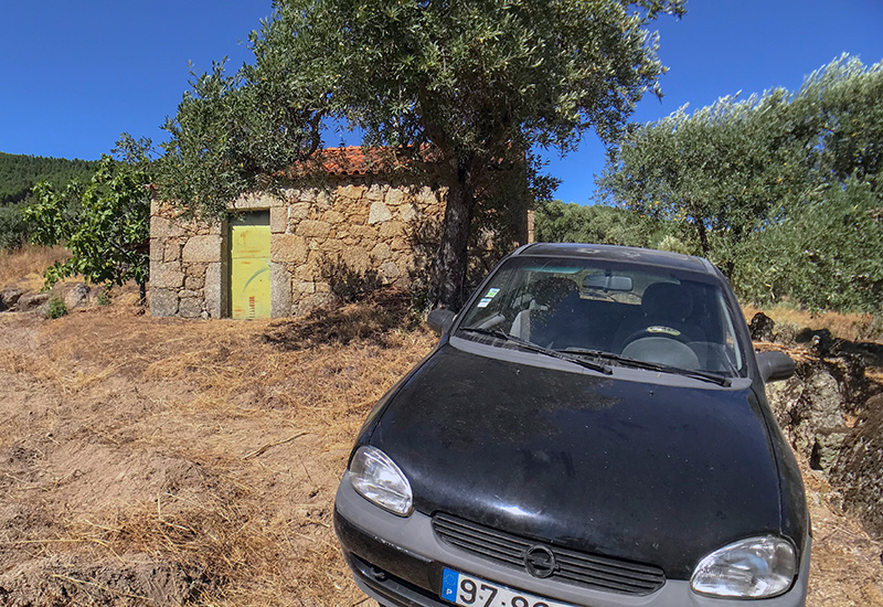 Buying a Car in Portugal